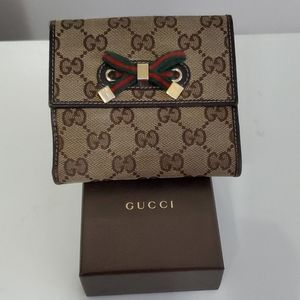 🔺️FIRM PRICE Gucci Wallet